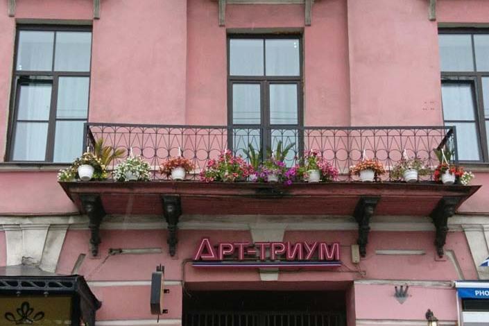 В адмиралтейском районе выбрали лучший балкон.